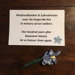 If youd also like a Forget-Me-Not for a friend of family member away, come along to our 689 Topsail Road office. https://t.co/7qnuFLmWeh