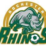 @RochesterRhinos - $15 premium seats for this Saturdays game V. Harrisburg - https://t.co/ueZ6PQLiPz.  Save $9! https://t.co/Fl7AYD6Yn1