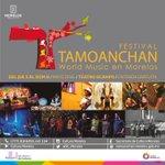 ¡Ya viene el festival Tamoanchan!. Del jueves 5 al domingo 8 de mayo. Programa➜ https://t.co/4NiQjm9QPo #Morelos https://t.co/bRBOvjnHUZ