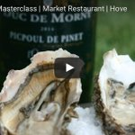 Wine Pairing Masterclass with the Market Restaurant and Bar in Hove @dineatMARKET #video https://t.co/ZmXBRL4M6n https://t.co/LXPJO7unb0
