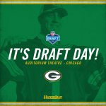 Its #PackersDraft Day! 🏈 https://t.co/atl2ds2qRh