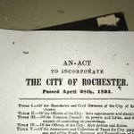 Happy 182nd birthday, Rochester! #roc #loveyourcity https://t.co/tOUc5iFaeU