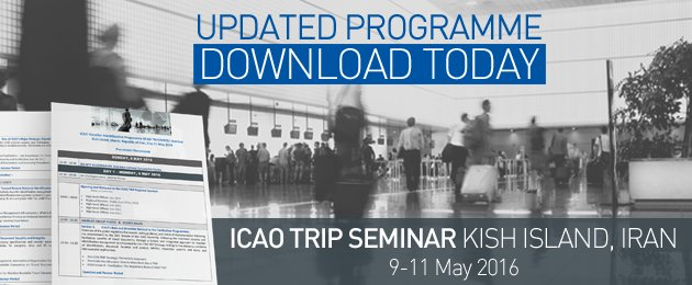 Less than two weeks to go. Register now for this year's Seminar on Kish Island