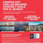 Super oferta #aeromexico #todas las rutas #vuelaya compra del 28!de abril al 03 de mayo @VivoEnCancun https://t.co/1zH0rVcAue