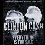 WATCH: Trailer for 'Clinton Cash' Movie Premiering During Cannes Film Festival https://t.co/PHVQABOmb1 https://t.co/JXfgPGsdIs