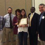 Congratulations to Gaby Howe!  She shared an amazing and moving my story as the Rotary Student of the Month. https://t.co/GBdvbWtWJm