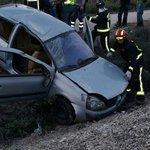 Accidente de circulación en la A-316 km 81,5 con dos heridos atendidos por servicios sanitarios. 20:34 horas. https://t.co/jyWdhWetvx