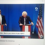 """Trump vs. Bernie: Debate for America"" is up! Fusion: https://t.co/qNiqXZGvC2 Youtube: https://t.co/bRylSKMHu7 https://t.co/7Oit6ycijW"