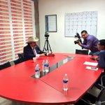 Gracias a @PeriodicoZocalo por su entrevista esta mañana. #Saltillo @jecastroga @claudiaolinda https://t.co/PhXsrHlDLO