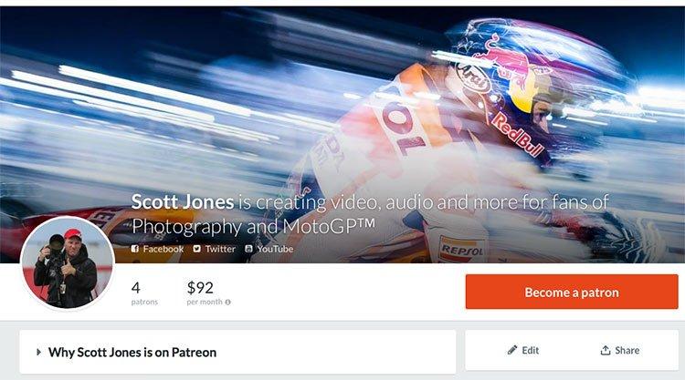 Photo/racing fans, I'm now on @Patreon providing new video/audio content! Pls take a look: https://t.co/6L8U2v3uyu https://t.co/J4rvgr99NR