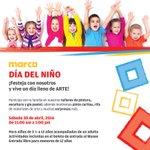 ¡Festeja con nosotros y vive un día lleno de ARTE! #museoMARCO #Monterrey https://t.co/QnbIFaHPuH