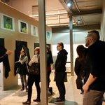 Mieszkańcy w @FilmStudioCeTA podglądają powst. filmu «Twój Vincent» w ramach @Wro2016 @wroclaw_info @breakthrufilms https://t.co/jUaiSnxG6E