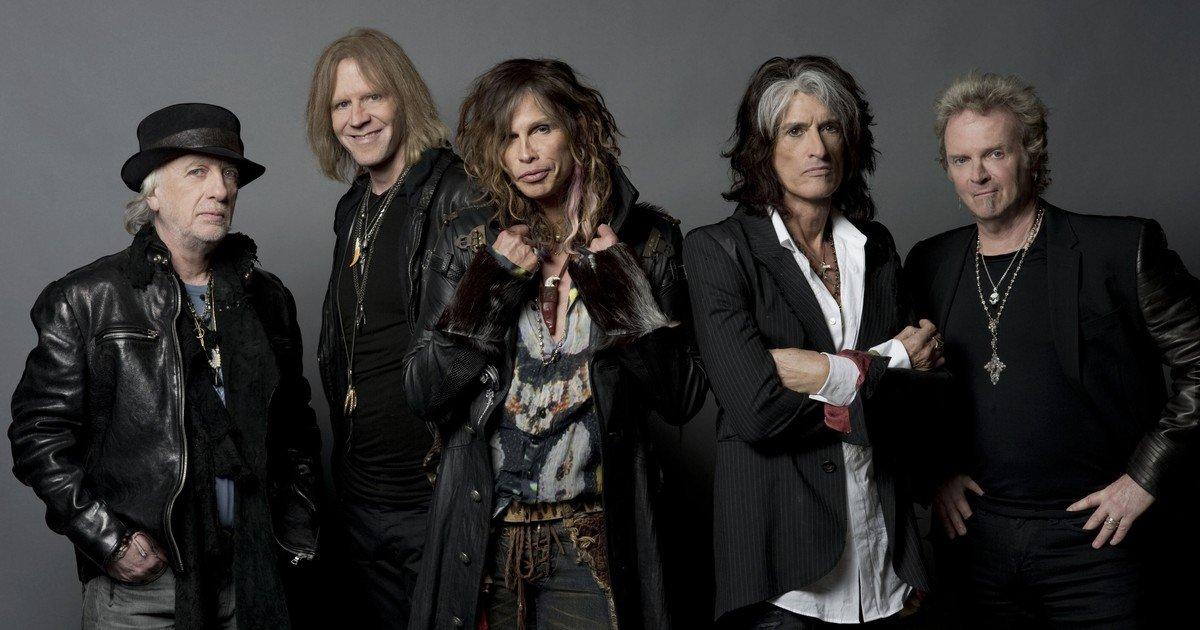 Agora é oficial! Aerosmith confirma turnê no Brasil!                                     https://t.co/24eSlpUeHK https://t.co/ltWwiyfT4S