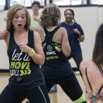 Get your workout in for today at @KyDerbyFestivals #Zumba Fitness Party. Details => https://t.co/ABmnkWz196 https://t.co/jSxsAo6bVQ