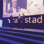 Randstad award sociale partners voor @VBOFEB - proficiat @PieterVBO @BartBuysse https://t.co/V1KeWHLAuI