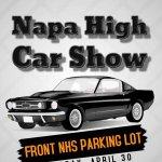 Dont miss the Napa High Car Show this Saturday, April 30, 10:00am-2:00pm! https://t.co/U4RE1Zdq4n