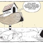 EDITORIAL CARTOON: Well...you are on your own #NairobiFloods #ThikaRoad via @ndula_victor https://t.co/9MaruNociT