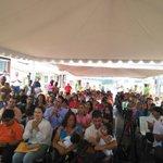 #Barinas 5to aniversario de la GMVV construyendo Hogares de la Patria. @Adan_Coromoto @yildredcandanga https://t.co/gNv6dCWwEf