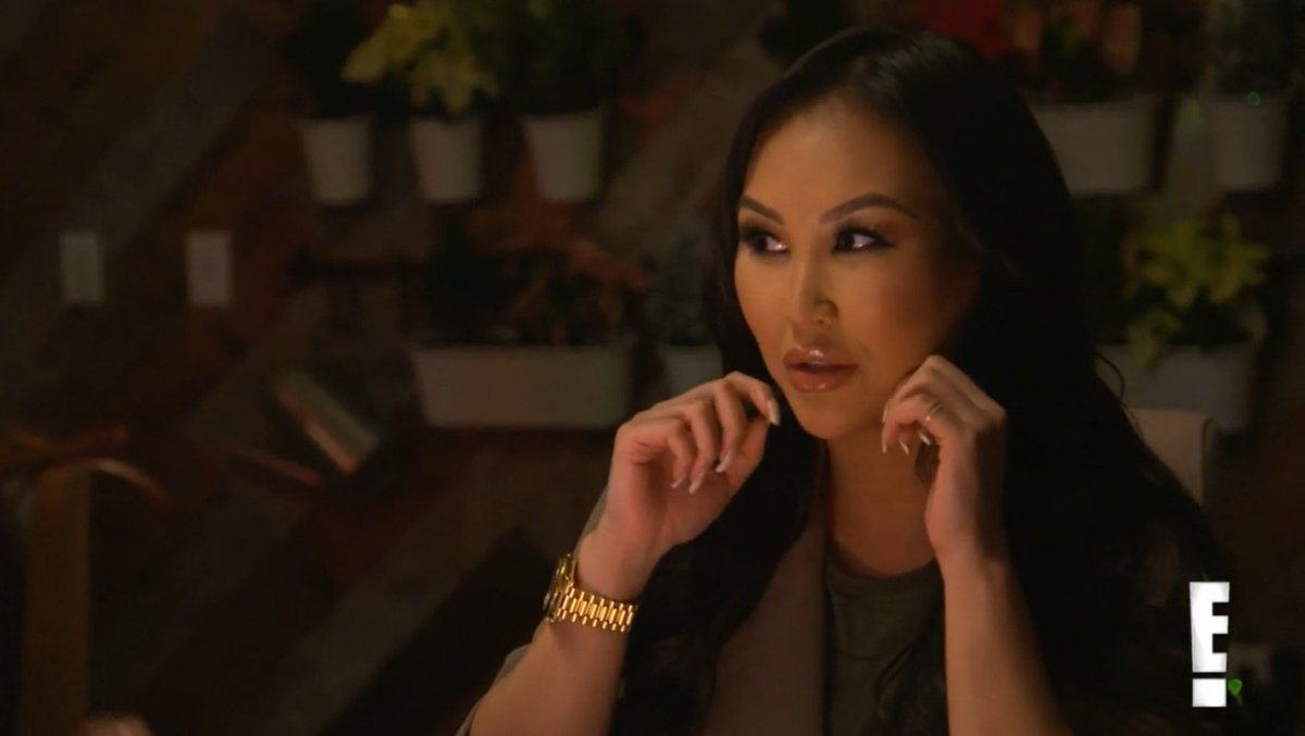 .@DorothyWang gets personal about her weight this season on RichKids.   See the sneak peek: