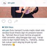 Terbaik caption suami dia. Hahaha https://t.co/ks175XSR4U