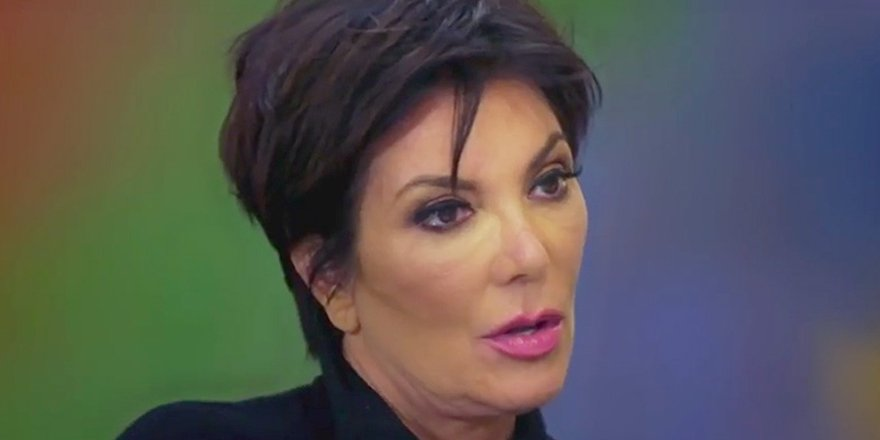 She went there! Watch Kris Jenner mock Kim Kardashian West's 72-day marriage