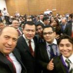 En @copecol #Coahuila con nuestro Gobernador @rubenmoreiravdz y el Sec. De Gobernacion @osoriochong ! https://t.co/rrGGn58Y1f