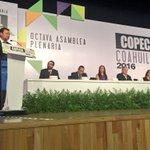 #Coahuila es sede de la Octava Asamblea Plenaria de la @CopecolMx @rubenmoreiravdz @osoriochong https://t.co/iQjoUYBQVZ