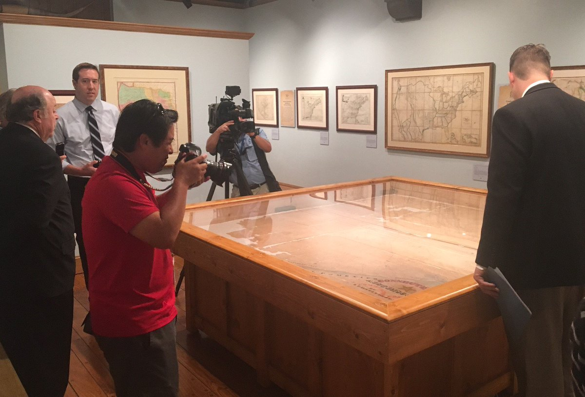 Shoutout followers @txglo @TexasMapSociety @SaveTxHistory the @WitteMuseum opens once-in-lifetime Map exhibition https://t.co/M7r99qEqfU
