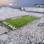 Best College Football Stadium • CHAMPIONSHIP •  RT ~ Nebraska Fav ~ Penn State https://t.co/bnBpbfdQnN