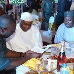 This is after declaring fasting & prayer in Enugu. The governor is in Abuja popping champagne while his state mourns https://t.co/XSBgOckNUq
