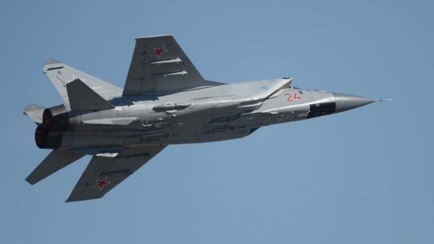 Russian warplane flies within 50 feet of US spy plane over Northeast Asia