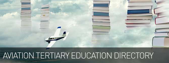 Thinking about a career in aviation? Check out our training directory here!