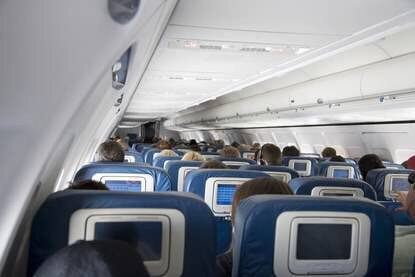 Why You Should (Almost) Never Give Up Your Plane Seat