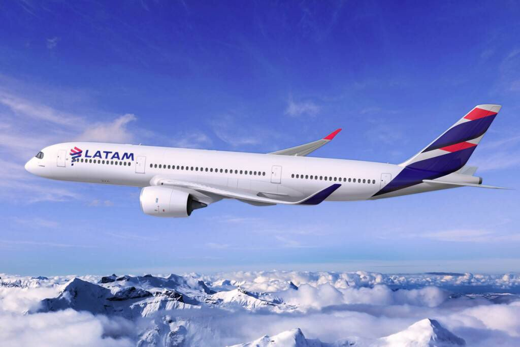LATAM Unveils its New, Unified Livery