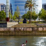 ¿Cuál es para vosotros el mejor lugar de #Bilbao para disfrutar del sol? Kontaiguzue! #ViveBilbao https://t.co/0ki6pRG0BP