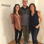 My mom and sister are looking great for my big night thanks to @Pantene #NFLDraft #ad https://t.co/hvdQVYFAGi