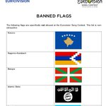 Eurovisión veta la ikurriña al mismo nivel que la bandera del Estado Islámico - https://t.co/pLaOFhreuh https://t.co/lU4HauGF2A