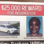 .@OmahaPolice asking for help identifying suspect vehicle in Monday murder of Barbara Williams. @action3news https://t.co/4N0piGv4KG
