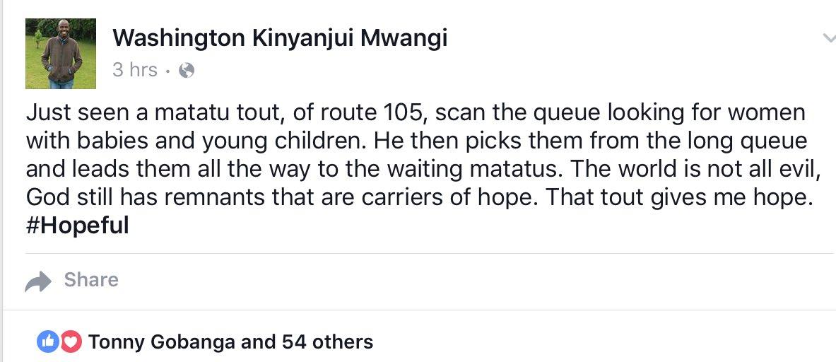 #NairobiFloods