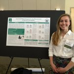 Very proud of @laurel_haines8 presenting at the Student Research Conference today! @UVMUGResearch #uvmresearch #UVM https://t.co/jNh5ho9QXb