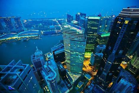 Singapore Is Taking the 'Smart City' to a Whole New Level https://t.co/IX2xkTS49B https://t.co/aC4BZRdmBa