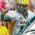 With the No. 2 overall pick in the NFL Draft, the Eagles select North Dakota State QB Carson Wentz. https://t.co/jvpG0a6lyw