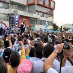 Le daré una mejor educación a nuestros jóvenes. Pero también, un empleo digno para que salgan adelante. #Hidalgo https://t.co/yyxWl4oc7k