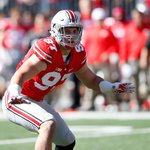 Joey Bosa is the first Ohio State defensive player to go in the top 3 since Shawn Springs in 1997. #NFLDraft2016 https://t.co/f3ktDak4Mt