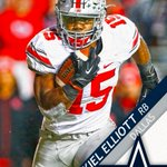 Back-to-back Buckeyes! Dallas Cowboys select RB Ezekiel Elliott with the No. 4 overall pick. https://t.co/YnUm1ZYTEx