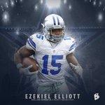 The newest member of the @dallascowboys, @EzekielElliott! #NFLDraft (via @dbrownpro) https://t.co/SCmkzl1ohh
