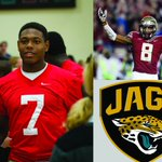 From Eagle to Seminole to Jaguar. Congratulations @jalenramsey on your 1st round pick. @theBAFootball #NFLDraft2016 https://t.co/eRbQxYOg1t