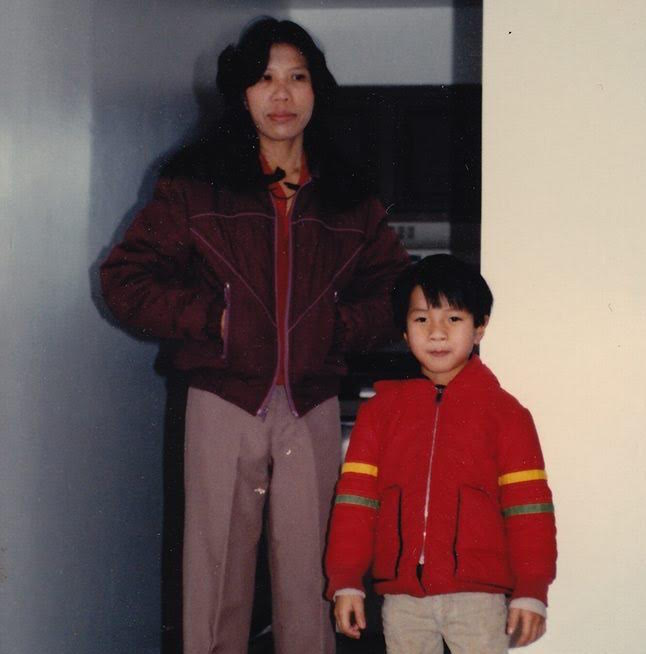 My mom escaped Saigon by boat while 7 mos. pregnant w/me and worked in factories for 35 years #GiapsDoc #MyAPALife https://t.co/U8Nunow72h