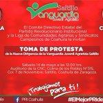 El 14 d mayo te esperamos en la toma de protesta con la presencia de @Kevin_RochaE nuestro líder Nacional #Saltillo https://t.co/S3W7k7OVIr