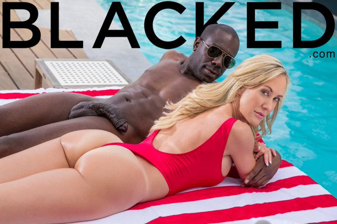 For everyone asking.... indeed this is my first ! and it is exclusively  @Blacked_com https://t.co/v